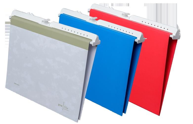 Hängeringbuch aus Karton